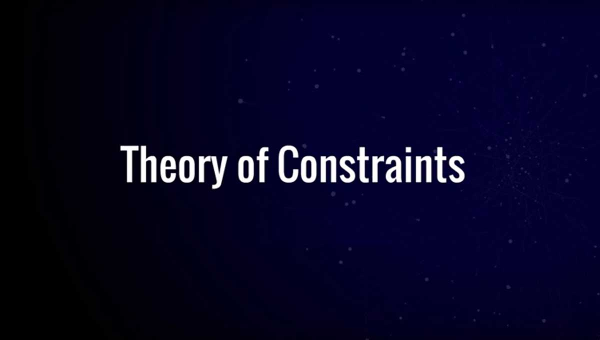 Theory of Constraints | Magnacor Mfg.