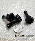 Magnacor Mfg. PRO H-D Custom Thumb Screw - Black