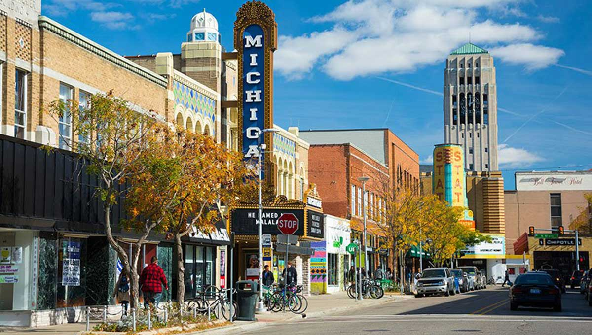 Importance of Cities in America's Rural Economies