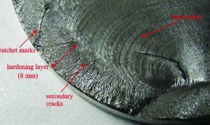 Surface Hardening Cracks | Magnacor Mfg.