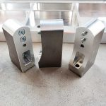 HD 3in Tooling/Fingers for Pneumatic Gripper