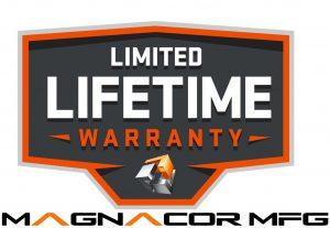 Magnacor Mfg. Limited Lifetime Warranty